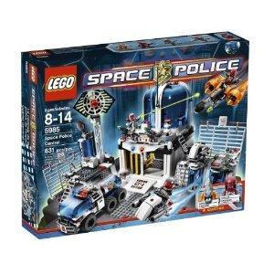 レゴ 5985 Space Police Central スペース・ポリス・セントラル