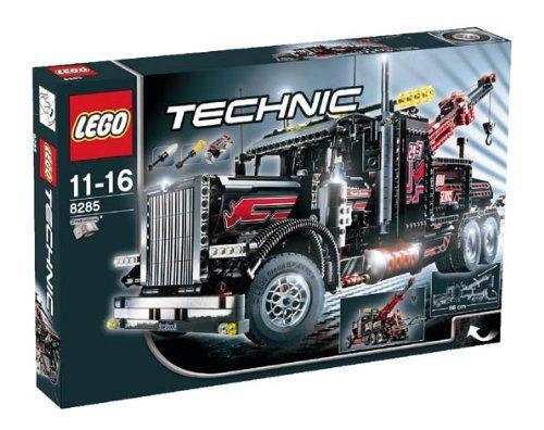 レゴ (LEGO) テクニック レッカー車 8285