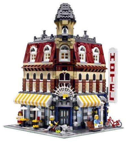 レゴ (LEGO) クリエイター カフェコーナー 10182