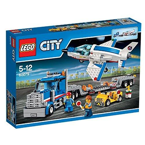 レゴ (LEGO) シティ 宇宙飛行トレーニングジェット 60079