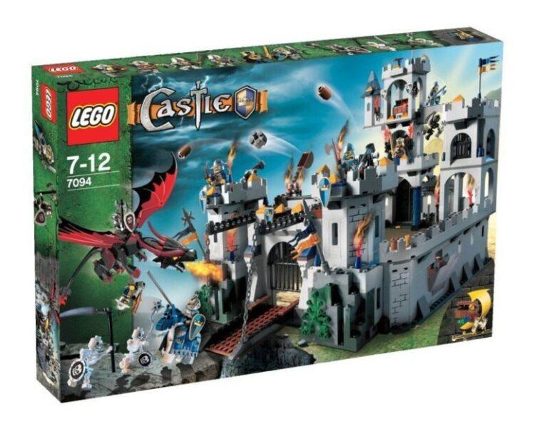 レゴ (LEGO) キャッスル 王様の城 7094