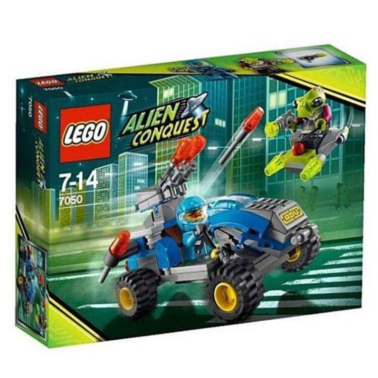 LEGO 7050 ALIEN CONQUEST Space Alien Defender