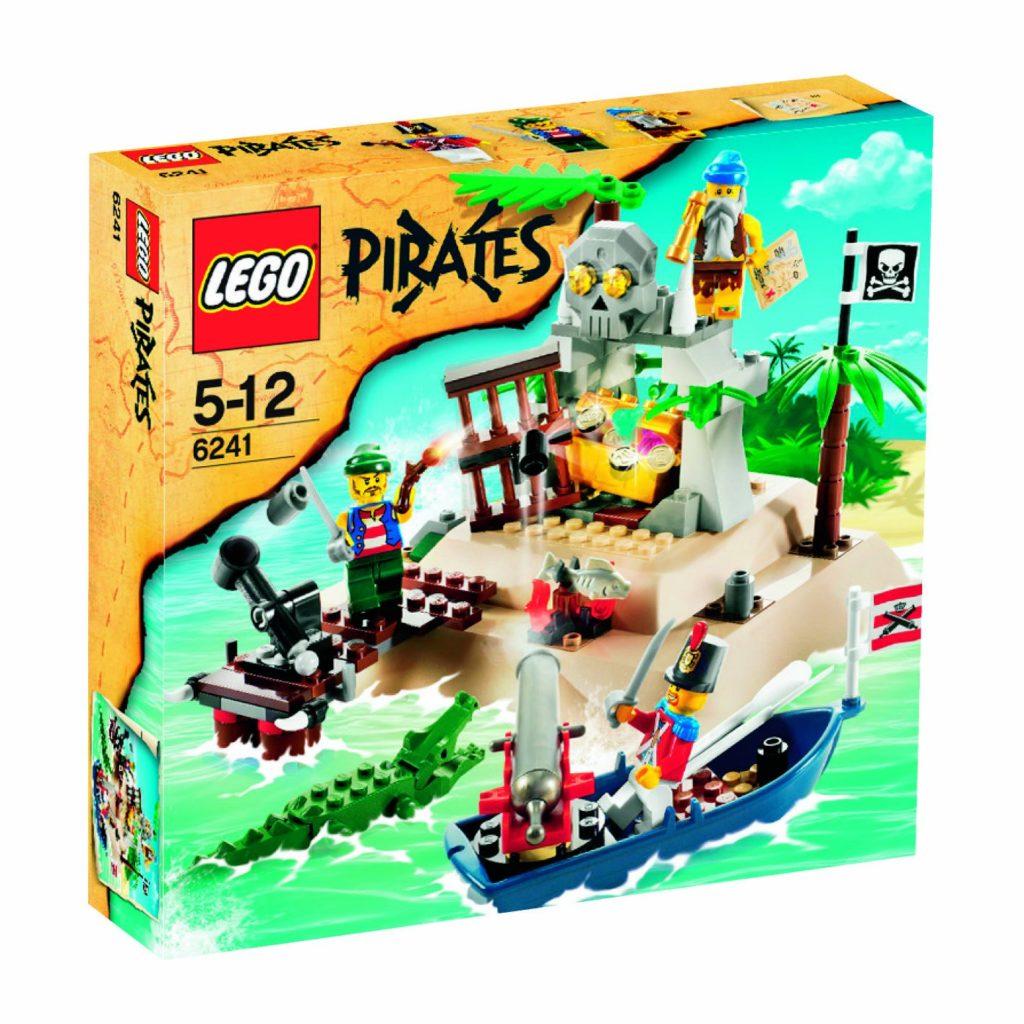 レゴ (LEGO) パイレーツ 宝島 6241