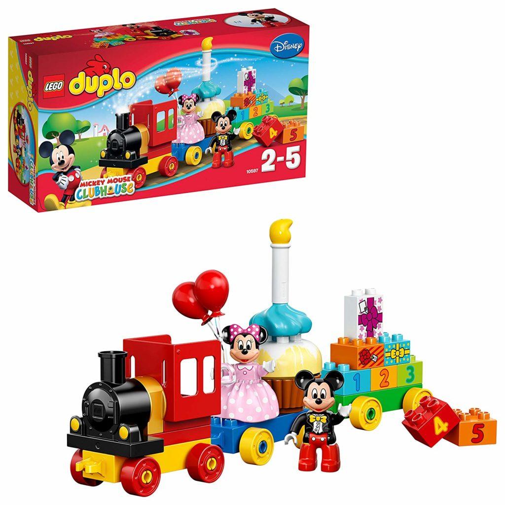 LEGO デュプロ ディズニー ミッキーとミニーのバースデーパレード 10597