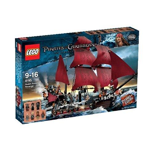 LEGO アン王女の復讐号 4195