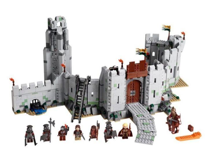 LEGO ロード・オブ・ザ・リング ヘルムズディープの戦い 9474