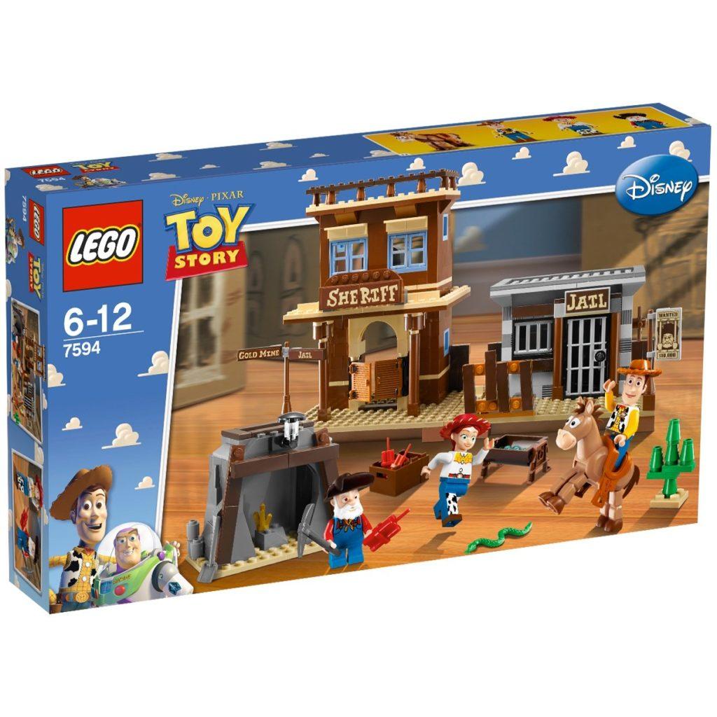 LEGO ウッディーのいっせいけんきょ(7594)