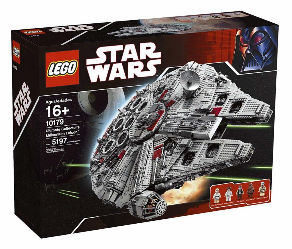 レゴ Star Wars Ultimate Collector's Millennium Falcon 10179