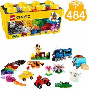 LEGO クラシック 黄色のアイデアボックス プラス 10696