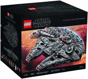 LEGO スター・ウォーズ ミレニアム・ファルコン 75192