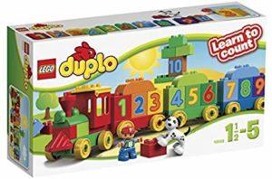 LEGO デュプロ かずあそびトレイン 10558
