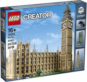 LEGO クリエイター エキスパート Big Ben 10253