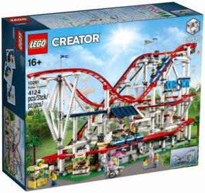 LEGO クリエイター ローラーコースター 10261