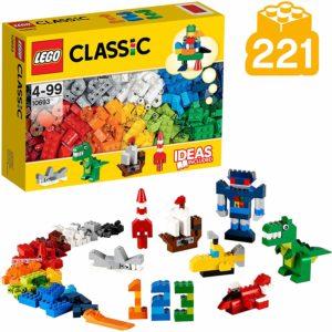 lego クラシック アイデアパーツ ベーシックセット 10693