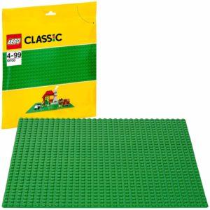 LEGO クラシック 基礎板(グリーン) 10700