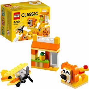 LEGO クラシック アイデアパーツオレンジ 10709
