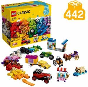 LEGO クラシック アイデアパーツタイヤセット 10715