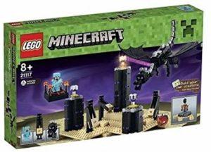 レゴ マインクラフト MINECRAFT エンダードラゴン 21117