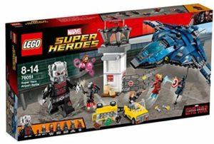 LEGO スーパー・ヒーローズ スーパーヒーロー エアポートバトル 76051