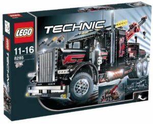 LEGO テクニック レッカー車 8285