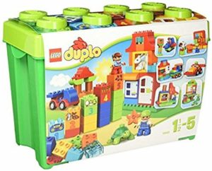 LEGO デュプロ みどりのコンテナスーパーデラックス 10580