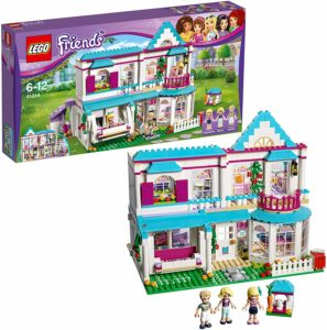 LEGO フレンズ ステファニーのオシャレハウス 41314