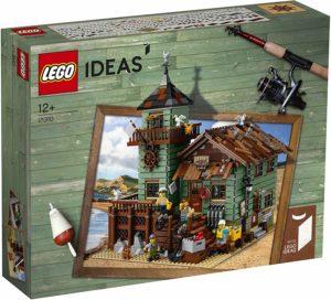 レゴ アイデア つり具屋 21310