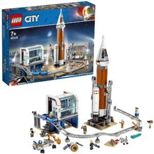 LEGO シティ 超巨大ロケットと指令本部 60228