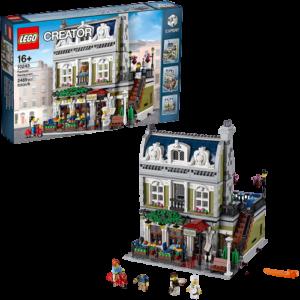 LEGO_クリエイター_10243_パリのレストラン