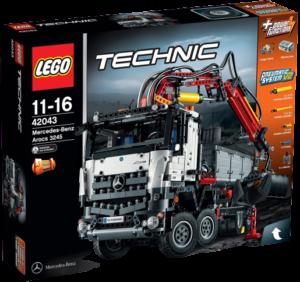 LEGO_テクニック_42043_メルセデス_ベンツ_アロクス