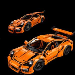LEGO_テクニック_42056_ポルシェ911GT3