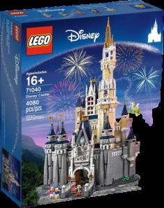 LEGO_ディズニー_71040_シンデレラ城