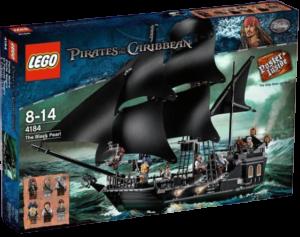 LEGO_パイレーツオブカリビアン_4184_ブラックパール号