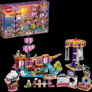 LEGO フレンズ ハートレイク遊園地 41375