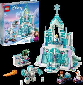 LEGO ディズニープリンセス アナと雪の女王 アイスキャッスル・ファンタジー 43172