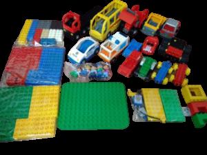 耐久性LEGO