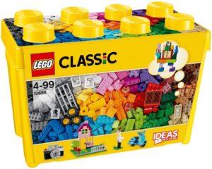 LEGO クラシック 黄色のアイデアボックス スペシャル 10698