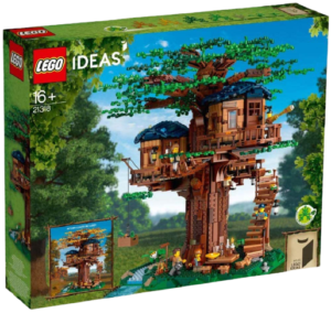 LEGO ツリーハウス 21318