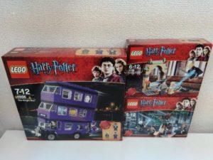 LEGO ハリーポッター 買取