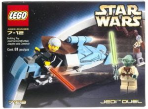 LEGO スター・ウォーズ 7103 ジェダイの決闘