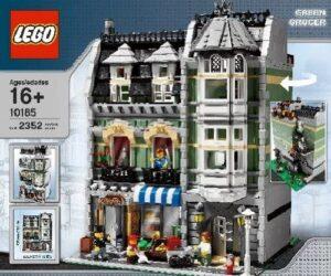 LEGO クリエイター・グリーン・グローサー 10185