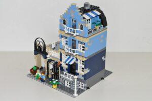 LEGO 10190 マーケットストリート