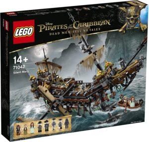 LEGO パイレーツオブカリビアン サイレント・メアリー号 71042