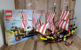 LEGO パイレーツ 10040 黒海バラクーダ号