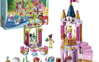 レゴ(LEGO) ディズニープリンセス アリエル・オーロラ姫・ティアナのプリンセスパーティ 41162 (2)