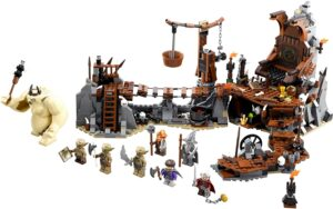 LEGO 79010 ホビット ゴブリン王の戦い(2)