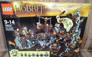 LEGO 79010 ホビット ゴブリン王の戦い