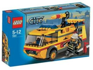 LEGO city エアポート消防車 7891
