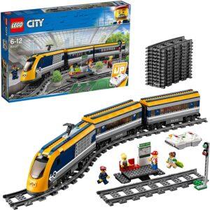 LEGO city ハイスピード・トレイン 60197