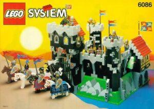 LEGO 6086 ブラックナイト城